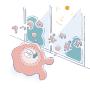 放射冷暖房システム
